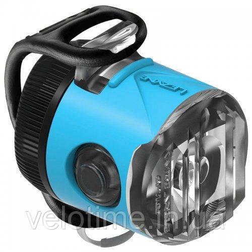 Фара lezyne LED FEMTO USB DRIVE FRONT  (голубой Y13)