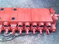Гидрораспределитель ГА-34000 Нива СК5 (7 секций) мускульный (7РМ50-24, 7РМ50-23), фото 1