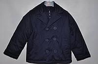 Куртка синяя 4 лет (М)