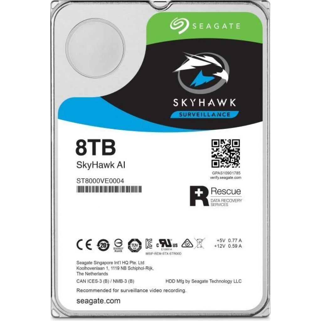 "Жесткий диск 3.5"" 8TB Seagate (ST8000VE0004)"