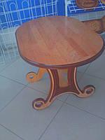 Столик журнальный деревянный