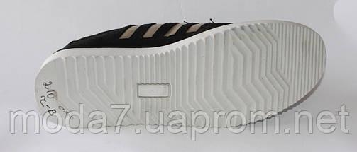 Кеды мужские черные 40р, фото 3