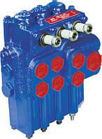 Гидрораспределитель типа Р80-3/1-222Г (с гидрозамком) применяется на тркторах МТЗ, ЮМЗ, ХТЗ