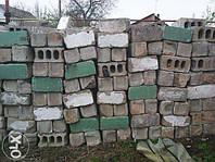 Шлакоблок б/у, доставка по Донецку