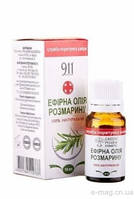 ЭФИРНОЕ МАСЛО 911 РОЗМАРИНА 10 мл GREEN PHARM COSMETIC