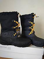 Зимові чоботи, сноубутси Jack Wolfskin Iceland Texapore 36р. 23 см