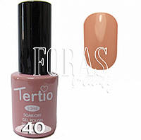 Гель-лак Tertio №040, 10ml