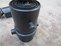 Гидроцилиндр подъема кузова КамАЗ (452802-8603010) 6-ти штоковый, фото 1