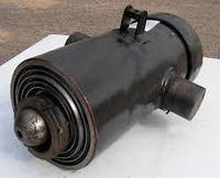 Гидроцилиндр подъема платформы МАЗ 5-ти штоковый (6501-8603510), фото 1