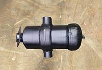 Гидроцилиндр подьем кузова Зил 6-ти штоковый на бугелях (цапфы)