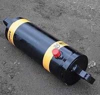 Гидроцилиндр подьема платформы (кузова) КАМАЗ (43255-8603010-10) 5-ти штоковый, фото 1