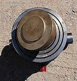 Гидроцилиндр подьема платформы (кузова) НЕФАЗ  (8560-8603010-06) 4-х штоковый, фото 4