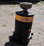 Гидроцилиндр подьема платформы (кузова) НЕФАЗ  (8560-8603010-06) 4-х штоковый, фото 6