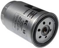 Топливный фильтр KNECHT KC18 Накручеваемый Fiat DUCATO 1.9D\ TD90-94 2.5D/TD-94-02 2.8D 98-02Германия