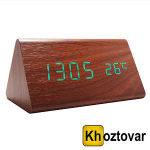 Электронные настольные часы с подсветкой VST-864