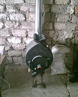 Печь Buller тип 03 (600м³) в наличии (Bullerjan), фото 1