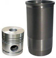 Гильза | Поршень комплект ЮМ3-6 | Д-65