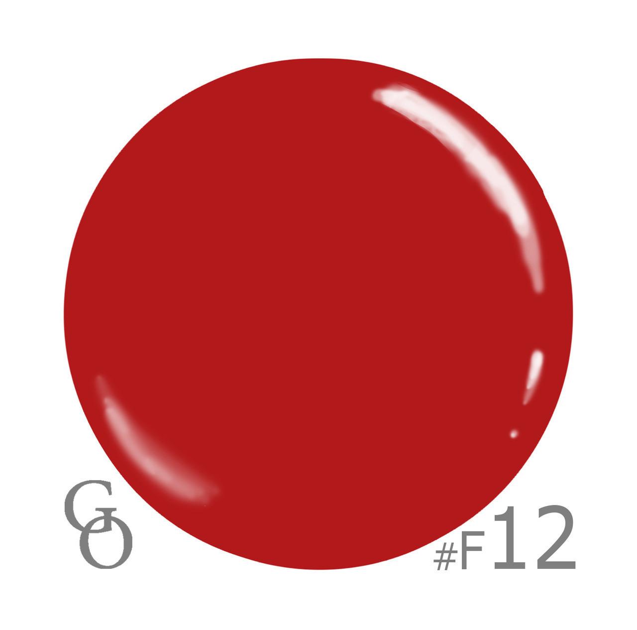 Гель-лак GO Fluo 12