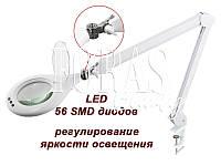Лампа-лупа мод. 8066 D5-U LED (3D / 5D)