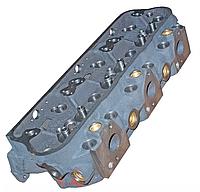 Головка блока цилиндров ЯМЗ-236 в сборе (старого образца) 236-1003013 Е3