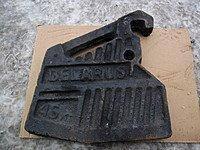 Груз передний 45 кг МТЗ противовес 80-4235011
