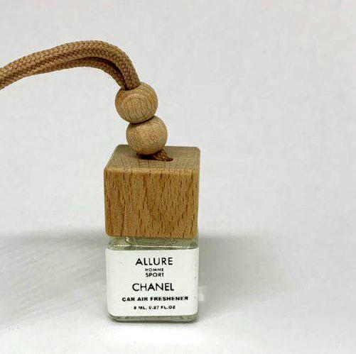 Парфюм-куб белый в автомобиль масляный Chanel Allure Homme Sport 8ml #B/E