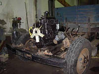 Двигатель дизельный МТЗ Д-240 Д-243 на ГАЗ-53 ГАЗ-3307 (переоборудованный), фото 1