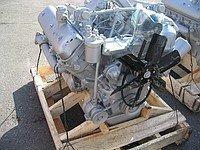 Двигун дизельний ЯМЗ-236М2 (236М2-1000187-1)