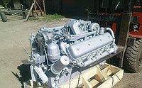 Двигатель дизельный ЯМЗ-238БЕ (300л.с)