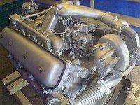 Двигатель дизельный ЯМЗ-238Д-1 (330л.с)  238Д-1000187- 1