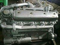 Двигун дизельний ЯМЗ-238ДК-1 ( 238ДК-1000147-1) на комбайн Єнісей-950, 954