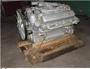 Двигатель ЯМЗ-75