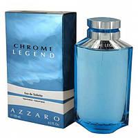 Azzaro Chrome Legend EDT 125 ml (лиц.) #B/E