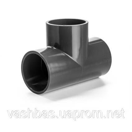Aquaviva Тройник ПВХ Aquaviva 40 мм.