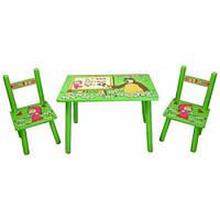Столики и стульчики детские