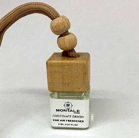 Парфюм-куб белый в автомобиль масляный Montale Chocolate Greedy 8ml #B/E