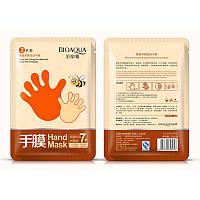 Маска-перчатки для рук BioAqua Hand Mask #B/E