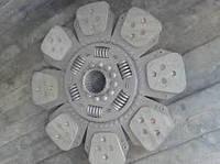 Диск сцепления Дойц трактора ХТЗ-17021, ХТЗ-16131-03, ХТЗ-121 (лепестковый)