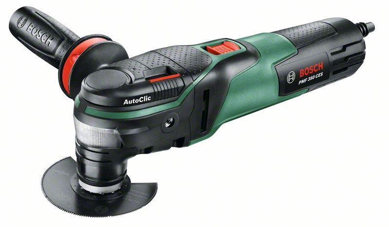 Многофункциональный инструмент Bosch PMF 250 CES Set (0603102121)