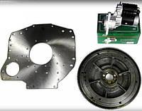 Как установить стартер на двигатель Д-240 и Д-242 вместо ПД