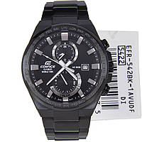 Мужские часы CASIO Edifice EFR-542BK-1AVUEF оригинал