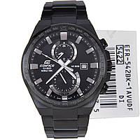 Мужские часы CASIO Edifice EFR-542BK-1AVUEF оригинал