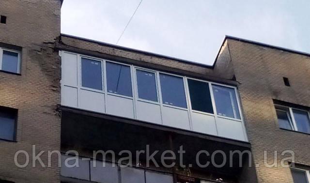 Французский балкон недорого и надежно
