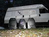 Буржуйка, печь варочная, булерян для гаража (Bullerjan)
