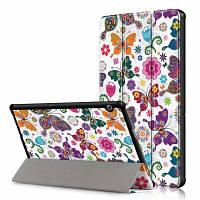 Чехол HUAWEI MediaPad T5 10 ags2 Print Butterfly