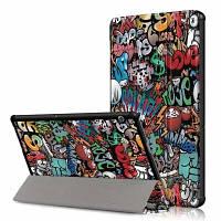 Чехол HUAWEI MediaPad T5 10 ags2 Print Graffiti
