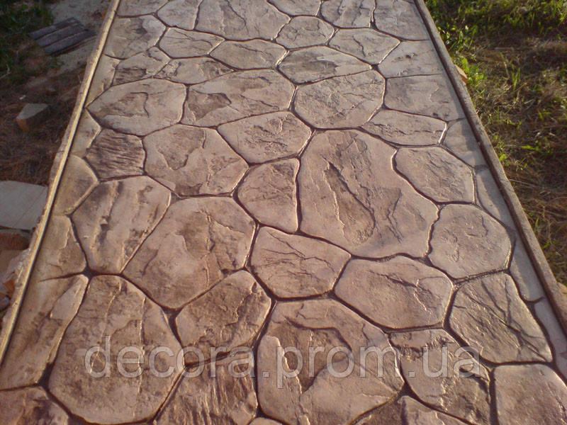 Краситель для бетона, гипса UPICTA красный, коричневый, желтый, черный, красно-коричневый, фото 1