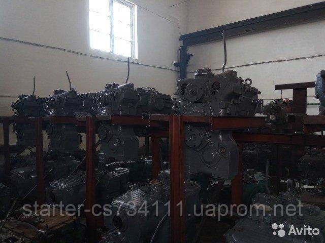 Коробка передач КПП ХТЗ-17021, ХТЗ-17221, Т-151К (гідромеханічна) Т-150-05-09-25