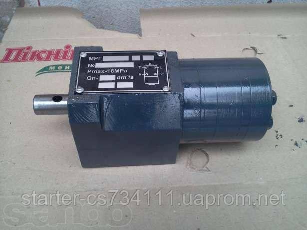 Насос Дозатор (гидроруль) МРГ-160 применяется на тракторах МТЗ