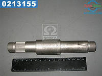⭐⭐⭐⭐⭐ Вал привода вентилятора ЯМЗ 236НЕ (L=185 мм) (производство  ЯМЗ)  236НЕ-1308050-А